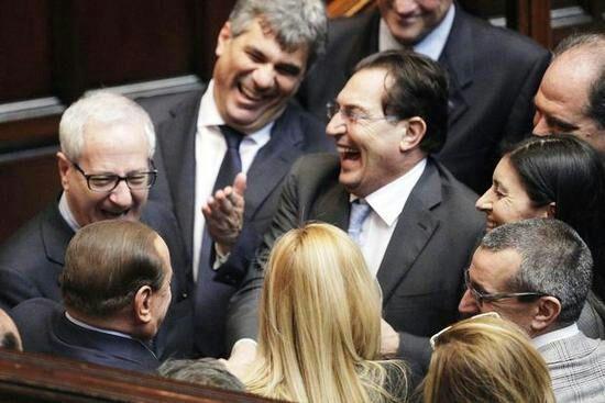 Crocetta e Berlusconi