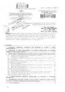 Dipartimento Funzione Pubblica - circolare n. 5 del 21 novembre 2013