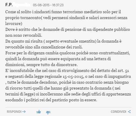 Commento Sansone